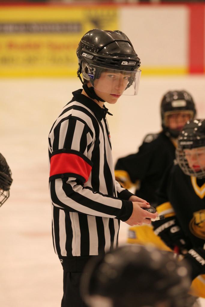 Trails West Atom 6 hockey tournament, Dec 2013