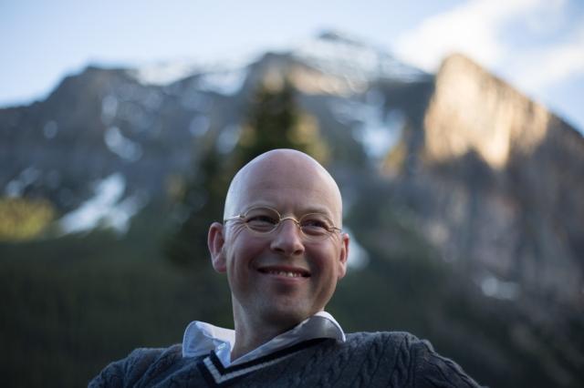 Portrait in the Rockies © J. Ashley Nixon
