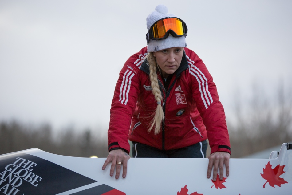 Kaillie Humphries, Bobsleigh Olympic Gold Medallist © J. Ashley Nixon