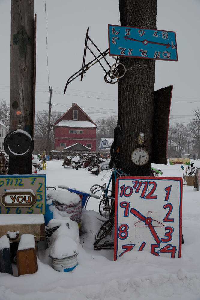 Heidelberg Project, Detroit Photograph: © J. Ashley Nixon