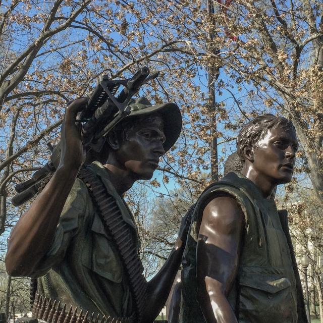 Vietnam War Memorial, Washington DC © J. Ashley Nixon