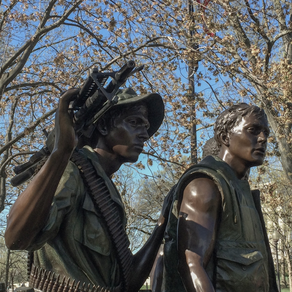 Vietnam War Memorial, Washington DC © J. Ashley Nixon