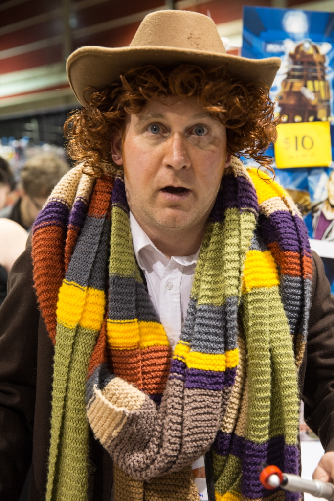 The Fourth Doctor © J. Ashley Nixon