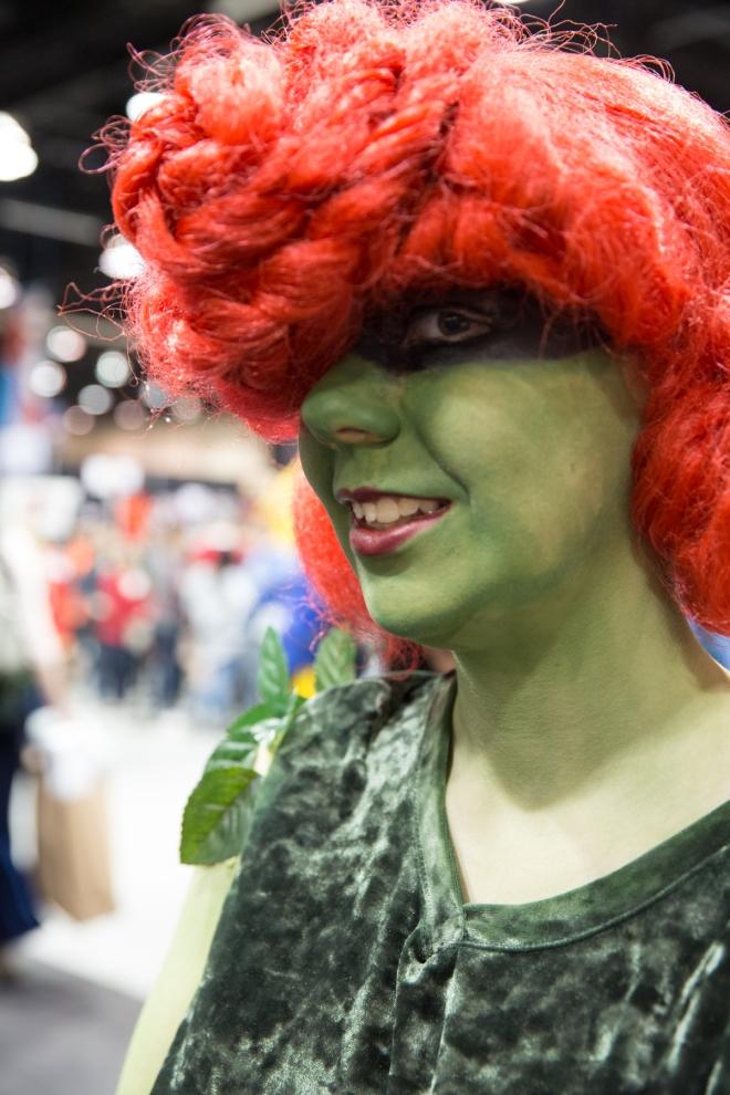 Rose Master from the comic Cucumber Cuts © J. Ashley Nixon