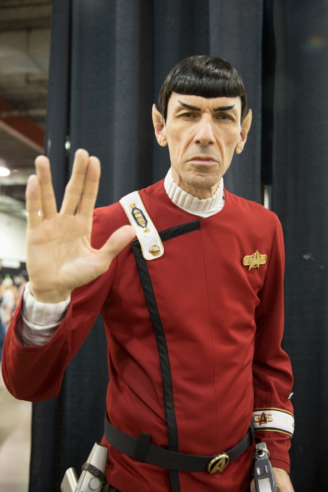 Dr Spock © J. Ashley Nixon