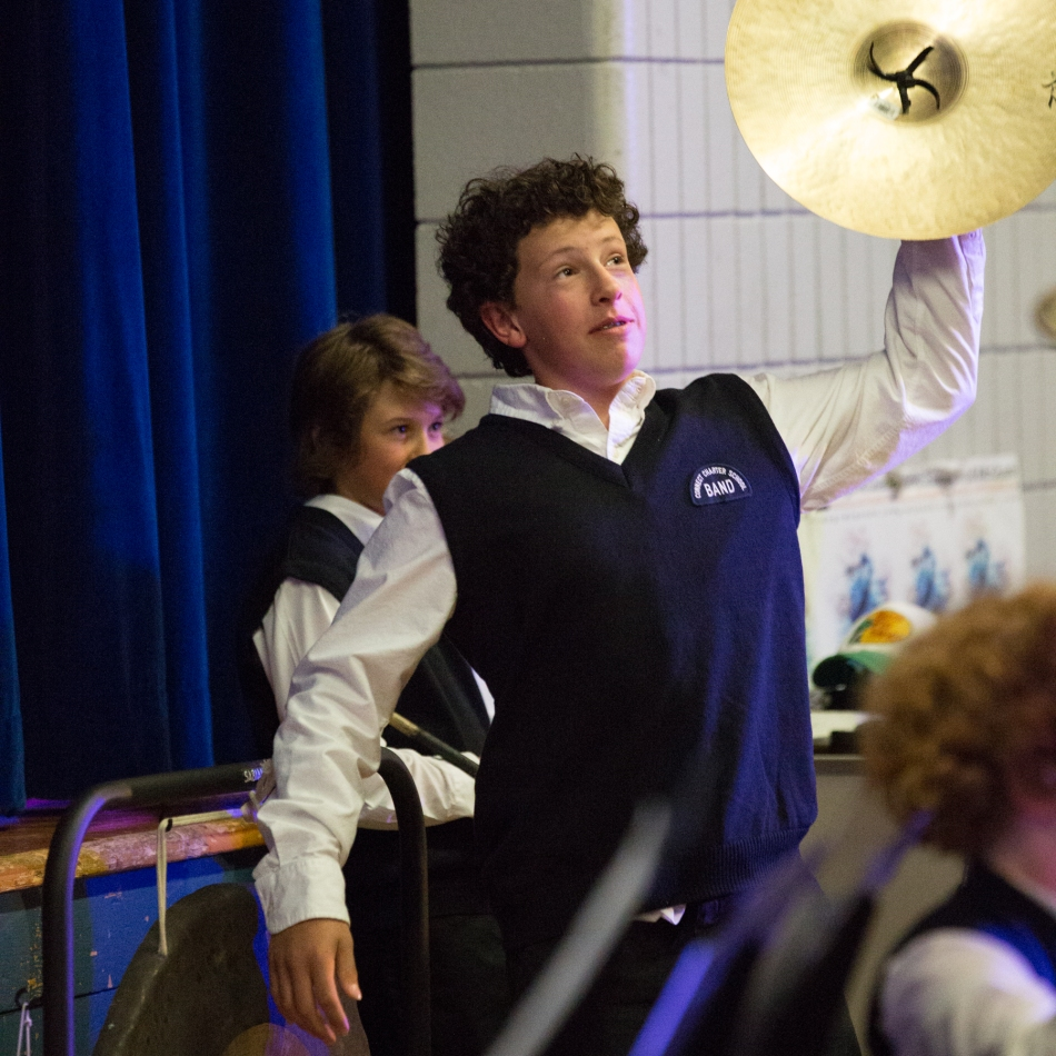 Concerto for Crash Cymbal © J. Ashley Nixon