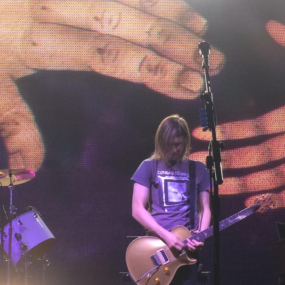 Steven Wilson playing at MacEwan Hall, Calgary June 23, 2015 © J. Ashley Nixon
