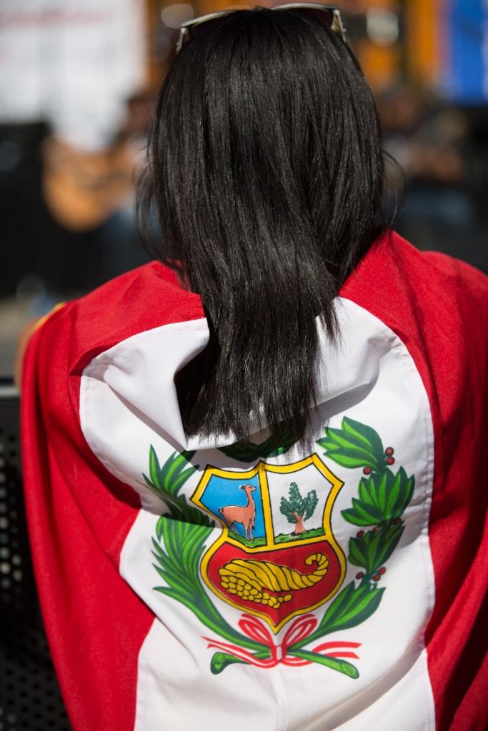 Patriot Peruvian © J. Ashley Nixon