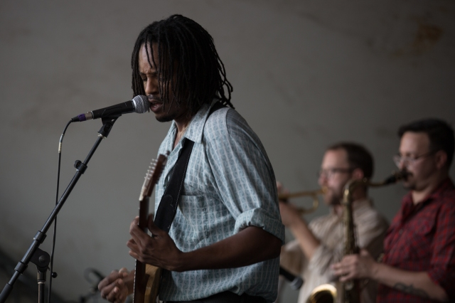 Black Joe Lewis © J. Ashley Nixon