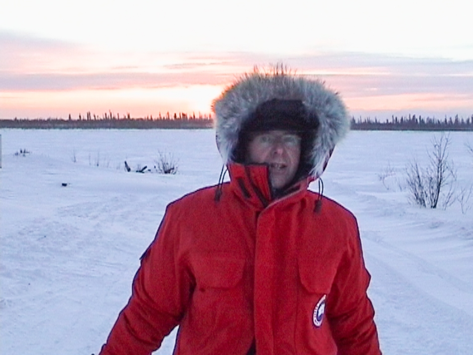 In Aklavic, Northwest Territories, Canadian Western Arctic (photo: Kim Johnston)