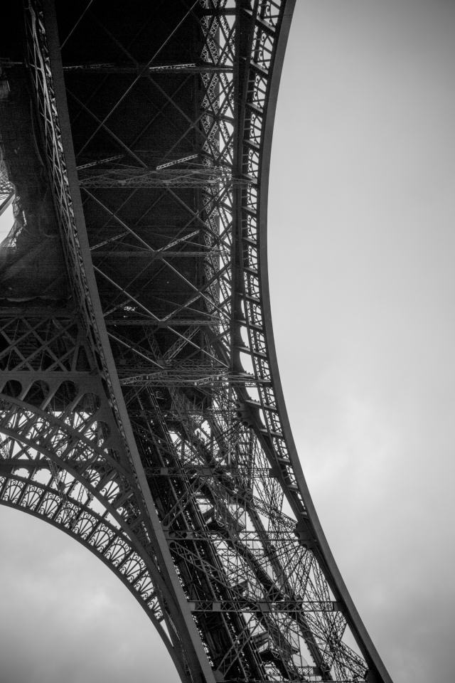 Eiffel Tower, Paris, July 2014 © J. Ashley Nixon