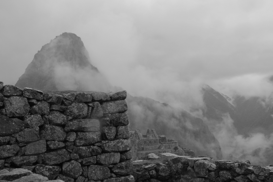 Machu Picchu, Peru (2011) © J. Ashley Nixon