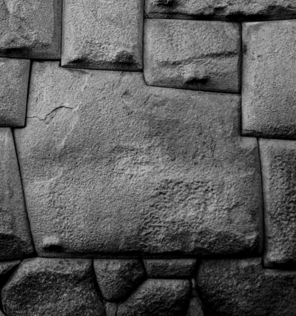 Piedra de los doce angulos, Cusco, Peru 2011 © J. Ashley Nixon