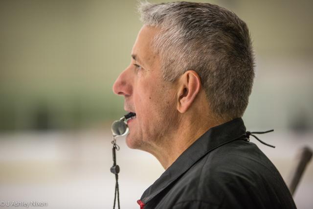 Bob Hartley, former Coach of the Calgary Flames © J. Ashley Nixon